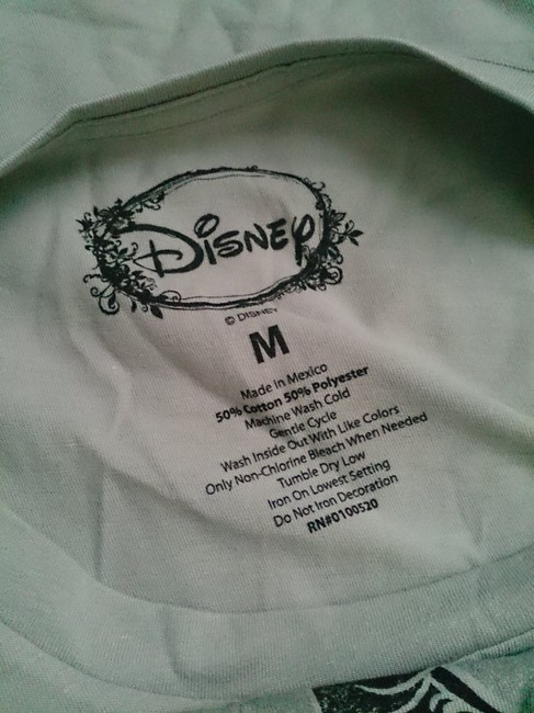 Disney Top Grey