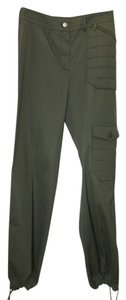 Chanel Cargo Pants Green