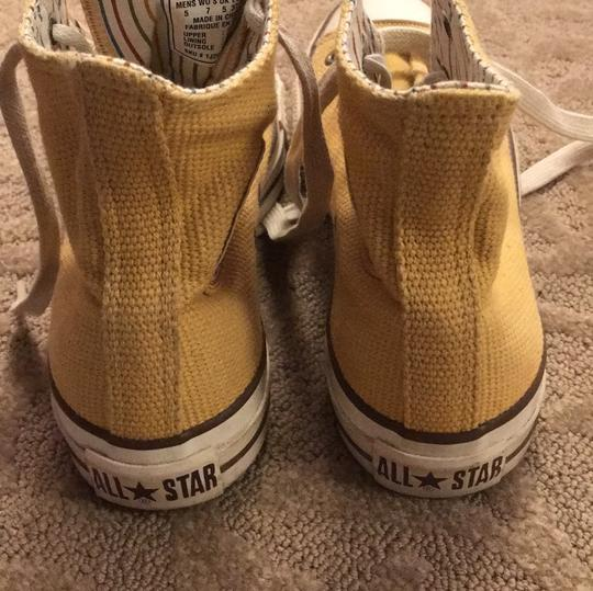 Converse Yellow Athletic