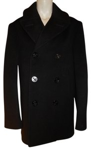 Pembroke, Inc. Men's Vintage Wool Pea Coat