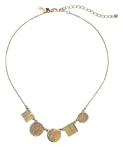 Kate Spade NWT KATE SPADE LIGHT THE LANTERNS MINI NECKLACE GOLD TONE W DUST BAG