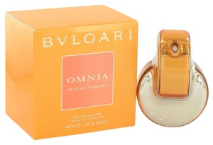 BVLGARI Bvlgari OMNIA INDIAN GARNET Womens Perfume 1.35 oz 40 ml Eau De Toilette Spray