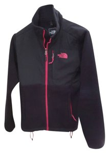 The North Face Winter black / pink Jacket