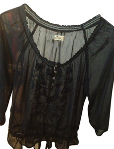 Hollister Top Black