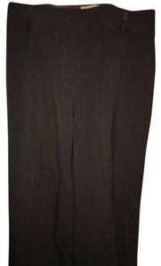 Michael Kors Trouser Pants Dark brown
