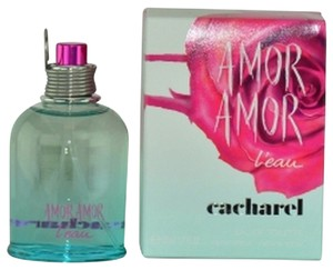 Cacharel Cacharel AMOR AMOR L'EAU Womens Perfume 3.4 oz 100 ml Eau De Toilette Spray