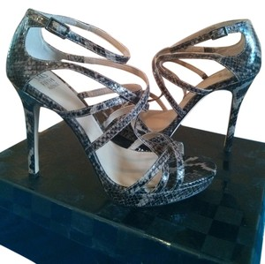 Saks Fifth Avenue natural multi charmer snake Platforms