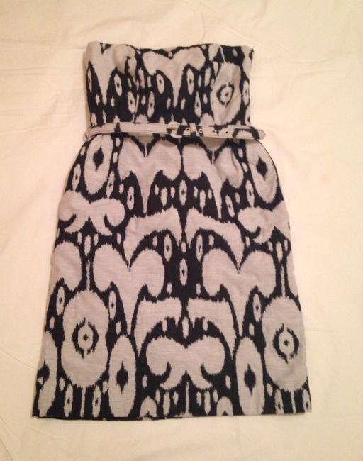 Taylor short dress Black & White on Tradesy