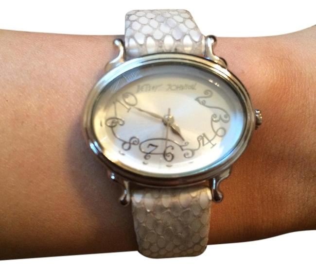 Item - White Leather Watch