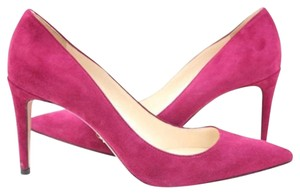 Prada Pink Purple fuchsia Pumps
