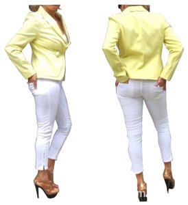 Escada Canary yellow Jacket