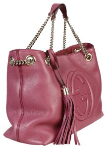 Gucci Satchel in Pink pastel