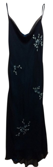 Preload https://item5.tradesy.com/images/laundry-by-shelli-segal-blue-green-no-mid-length-cocktail-dress-size-0-xs-1103889-0-0.jpg?width=400&height=650