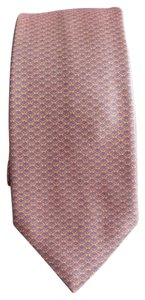 Hermès Heavy Twill Keyboard Silk Tie NWT