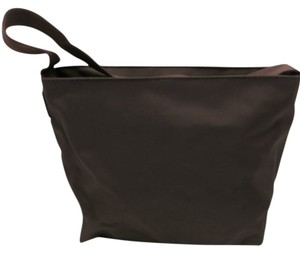 Herve Chapelier France Tote in brown black