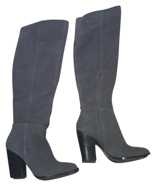 Item - Grey/Gris Suede Parillo-11 38572733 Boots/Booties Size US 7 Regular (M, B)