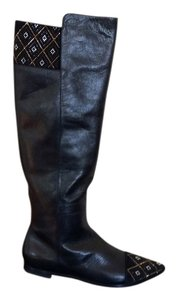 Fabi Couture Black Boots
