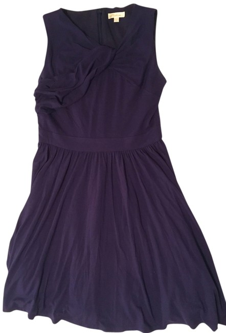 Preload https://img-static.tradesy.com/item/11040466/shoshanna-purple-swing-mid-length-night-out-dress-size-0-xs-0-1-650-650.jpg