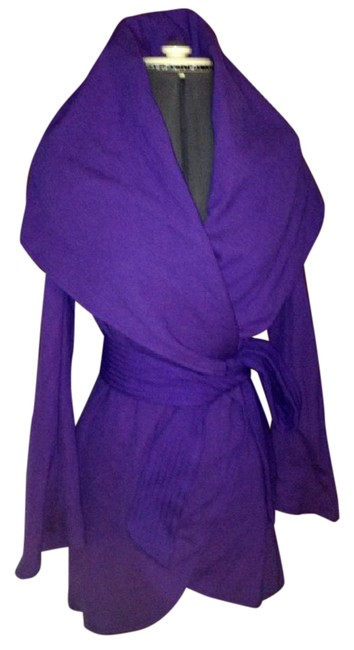Preload https://img-static.tradesy.com/item/11040625/get-outerwear-ultra-violet-wrap-trench-coat-size-2-xs-0-2-650-650.jpg