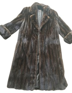 Bloomingdale's Mink Fur Coat