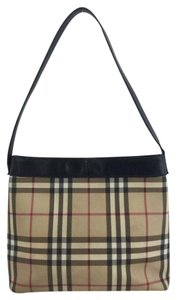 Burberry Wallet Novacheck Tote in Brown Plaid
