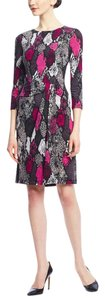 Nine West Printed Medium Dress