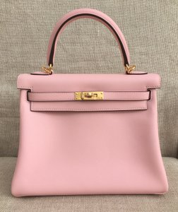 Hermès Tote in Rose Sakura