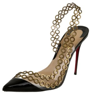 best louboutin replica shoes - christian louboutin leather Fifi pumps Tan semi pointed toes ...