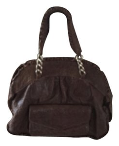 Treesje Satchel in Brown