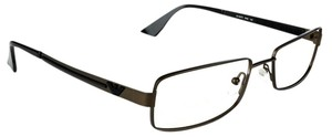 Emporio Armani Emporio Armani EA9679 Color 2NM Brown Metal Eyeglasses Frame 53mm 17mm 140mm