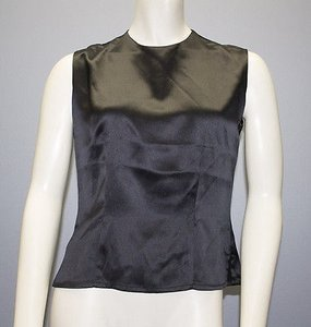 Barneys New York Top Black