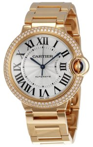 Cartier Cartier Ballon Bleu 36mm Ladies Diamond Watch