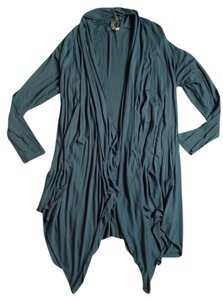 Comfy USA Drape Draped Cardigan