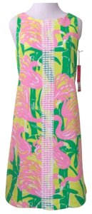Lilly Pulitzer short dress Multi For Target 00 Shift on Tradesy