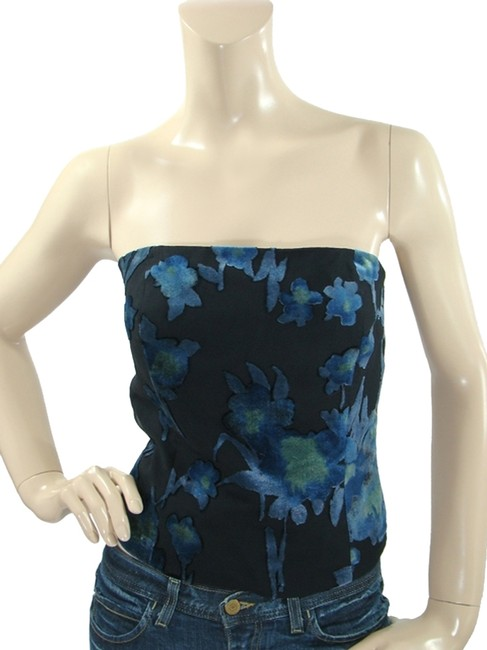 Preload https://item4.tradesy.com/images/emporio-armani-black-blue-strapless-with-velvet-flowers-tank-topcami-size-4-s-1104628-0-0.jpg?width=400&height=650