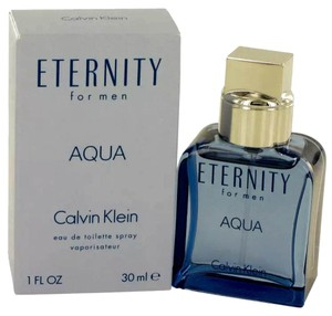 Calvin Klein ETERNITY for Men AQUA Eau de Toilette (30ml / 1 fl. oz)