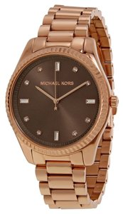 Michael Kors NWT Michael Kors Blake Rose Gold-Tone Watch MK3227