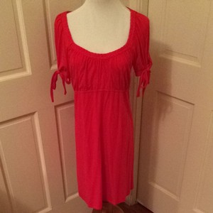 Ella Moss short dress Red on Tradesy