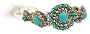 Other New Retro bohemian turquoise bracelet