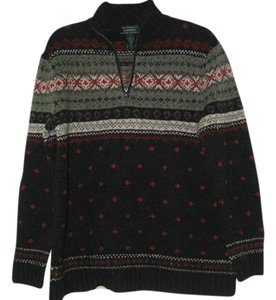Ralph Lauren Classic Rll Ski Wool Warm Sweater
