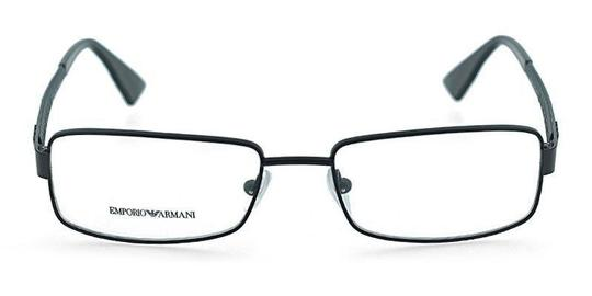895c0e4cfa31 Emporio Armani 003 Black Ea9679 Color Metal Eyeglasses Frame 53mm