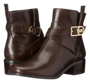 Michael Kors Kor Kor Dark Chocolate Boots