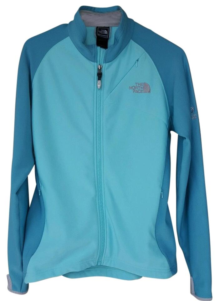 622a76d0a The North Face Blue Soft Shell Flight Series Women's Jacket Tka Stretch  Activewear Size 4 (S) 80% off retail