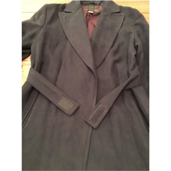 Banana Republic Belted Trench Coat Image 2