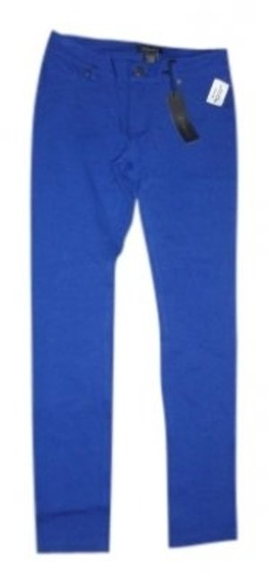 Item - Blue Item Code: 18784221503 Hg315d027 Womens Super Stretch Pants Size 8 (M, 29, 30)