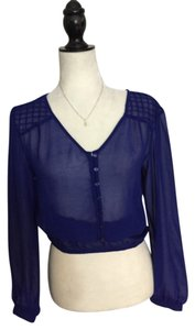 Wish Top Royal blue