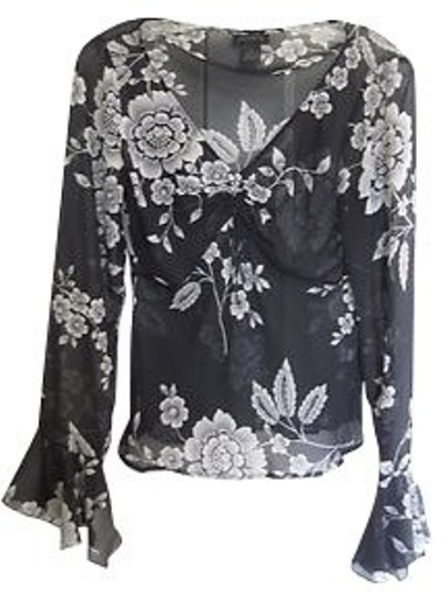 Preload https://item1.tradesy.com/images/the-limited-black-blouse-size-8-m-1105-0-0.jpg?width=400&height=650