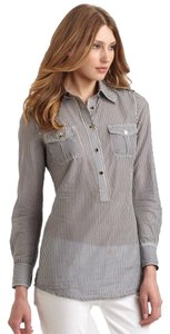 Tory Burch Tb Button Down Tunic