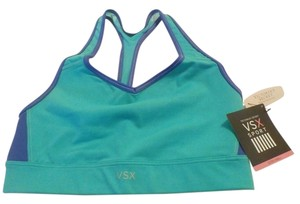 Victoria's Secret Victoria's Secret VXS Sport THE PLAYER RACERBACK COLOR TURKISH BLUE SIZE XS