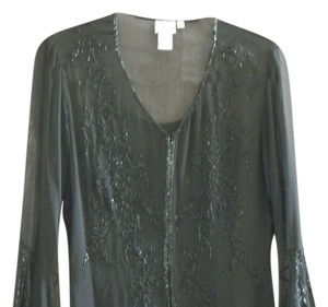 Newport News Top Black